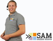 Sam Online Stores Deutschland